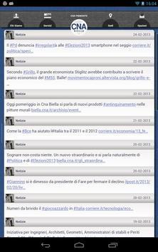 CNA Biella apk screenshot