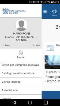 Confindustria Livorno apk screenshot