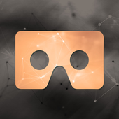 UVE cardboard icon