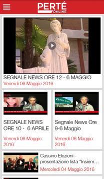 Perte On Line News apk screenshot