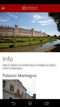 Comune di Cittadella apk screenshot