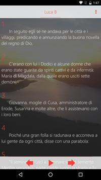 Italian Bible - Full Audio apk screenshot