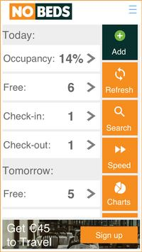 Free hotel management system apk screenshot