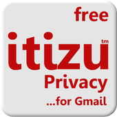 itizu Privacy For Gmail - Free icon