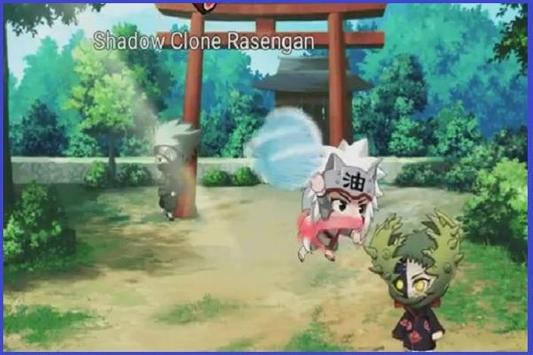 tips and tricks ninja kyuubi apk screenshot