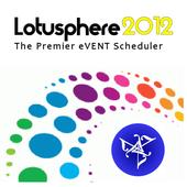 Lotusphere 2012 Scheduler icon