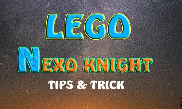 TOP Lego NEXO Knight tips apk screenshot