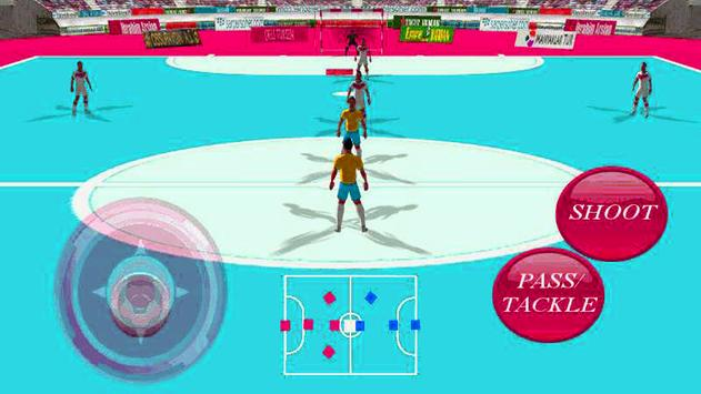 Guide Futsal Football 2 apk screenshot
