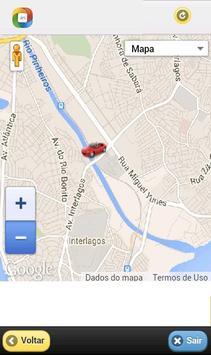 iGPS App apk screenshot