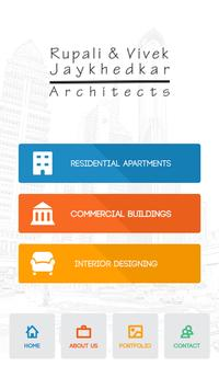 Jaykhedkar Architects poster