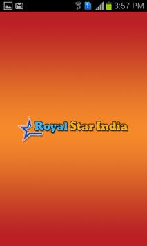 Royal Star India Recharge App poster