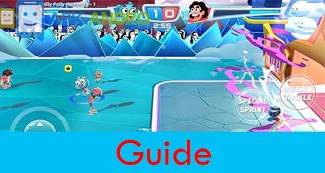 Guide CN Superstar Soccer poster