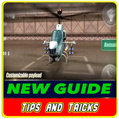 Tips Gunship Battle Helicopter icon