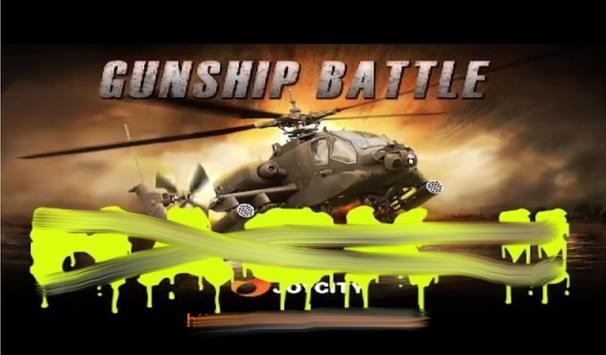Tips Gunship Battle Helicopter apk screenshot