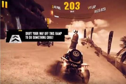 Triks Asphalt Xtreme apk screenshot
