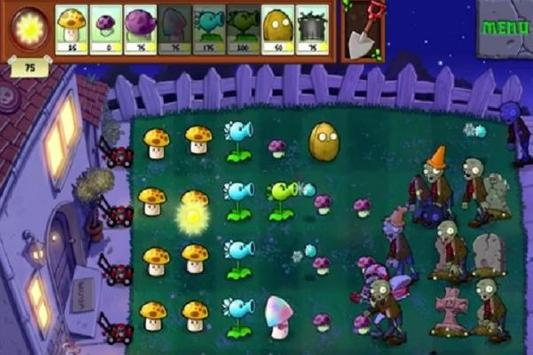 Triks Plants vs Zombie apk screenshot