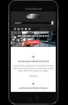Jasa Pembuatan Website poster