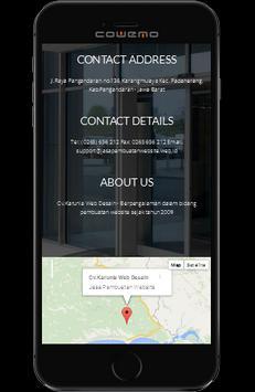 Jasa Pembuatan Website apk screenshot
