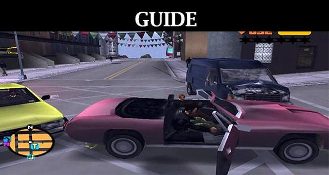 Guide for Grand Theft Auto III poster