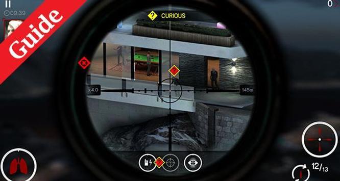 Guide for Hitman: Sniper poster