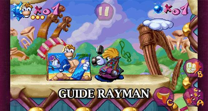 Guide for Rayman Classic poster