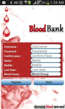Blood Bank apk screenshot