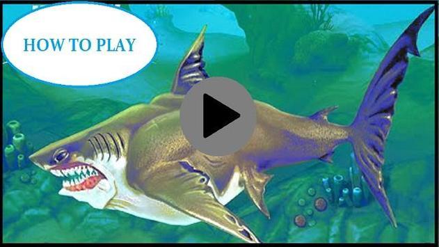GUIDE SHARK EVO HUNGRY 16 apk screenshot