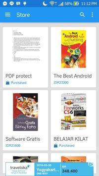 AndiBooks apk screenshot