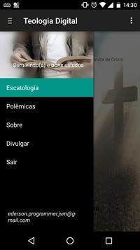 Teologia Digital poster