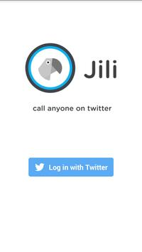 Jili for Tweets poster