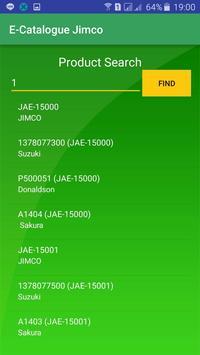 Jimco Filter apk screenshot