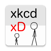 xkcd xD icon