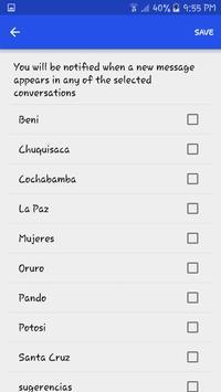 Alguien Sabe Bolivia apk screenshot