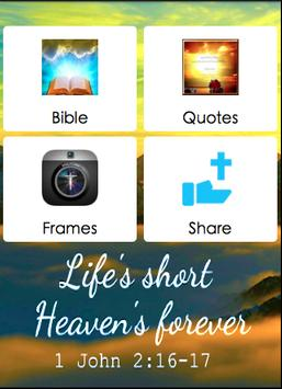 Holy Bible King James Version apk screenshot