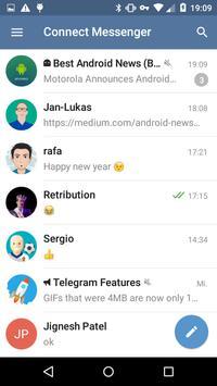 Connect Messenger apk screenshot