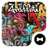 Graffiti Wallpaper&icon icon