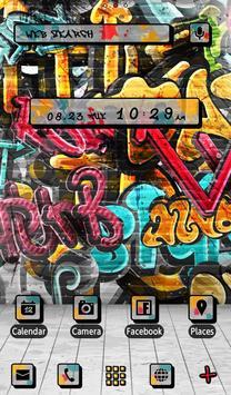 Graffiti Wallpaper&icon apk screenshot