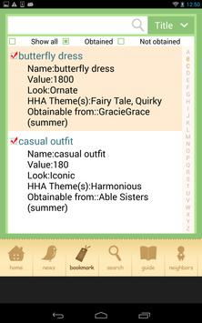 AC Guide Animal Crossing apk screenshot