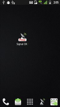 Signal OK ! Free apk screenshot