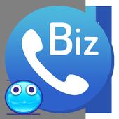BIGLOBE phone Biz icon