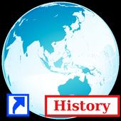 Search Web History icon