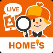 HOME'S LIVE icon