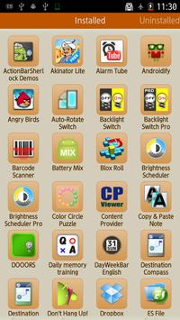 My Apps Manager Free poster