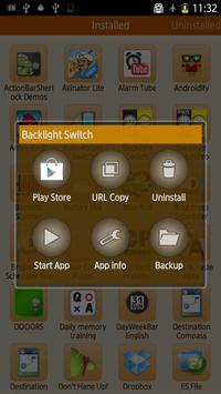 My Apps Manager Free apk screenshot
