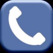 電話発信アプリ(9784822296155) icon