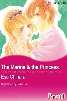 The Marine & the Princess 1 poster