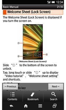SHL25 Basic Manual apk screenshot