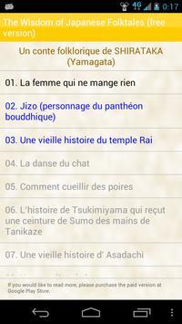 Un conte folklorique de Japon apk screenshot