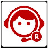 あんしんリモートサポート-通信端末に関する困りごとを解決- icon