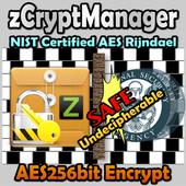 zCryptManager Encrypt Decrypt icon